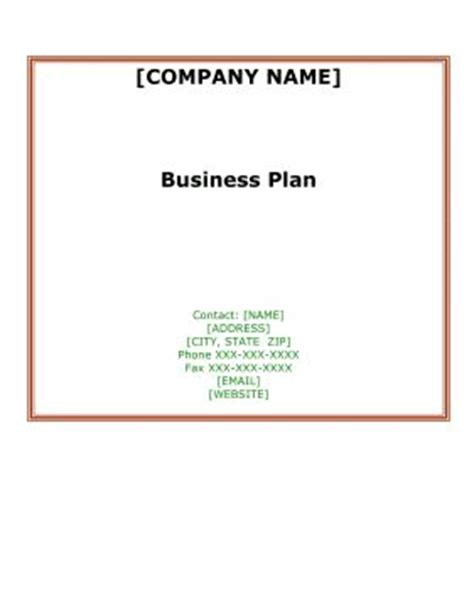 Business plan aviation industry